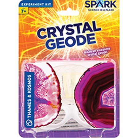 Thames Kosmos Crystal Geode Kit Science Toys Kids Growing Experiment Educational WLM8 551007T