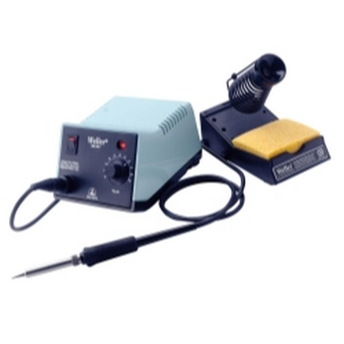Weller WES51 Analog Soldering Station with Power Unit, Soldering Pencil, Stand and Sponge by