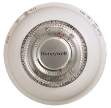 Honeywell Thermostat Heat Cool Mercury Free by Honeywell