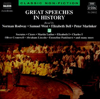 Great Speeches in History / Various