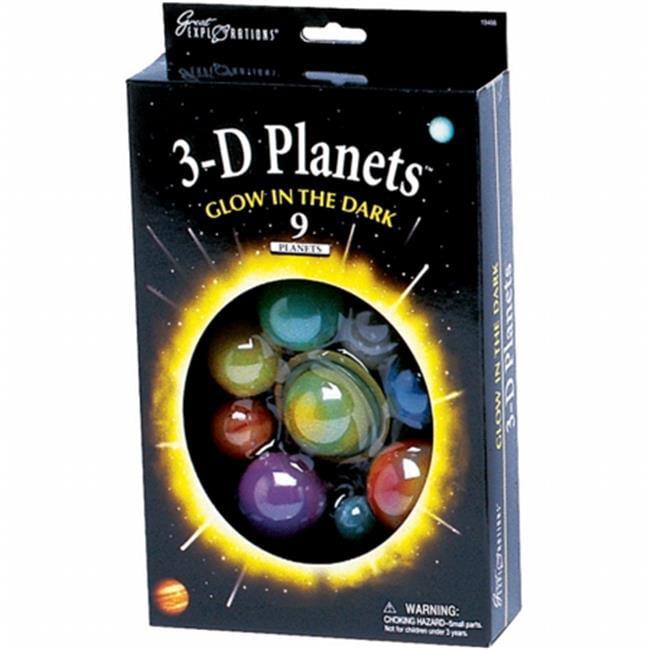 3D Planets Box Kit- - image 1 de 1