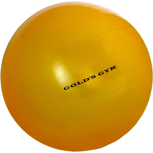 Gold's Gym Fitness Ball, 55cm