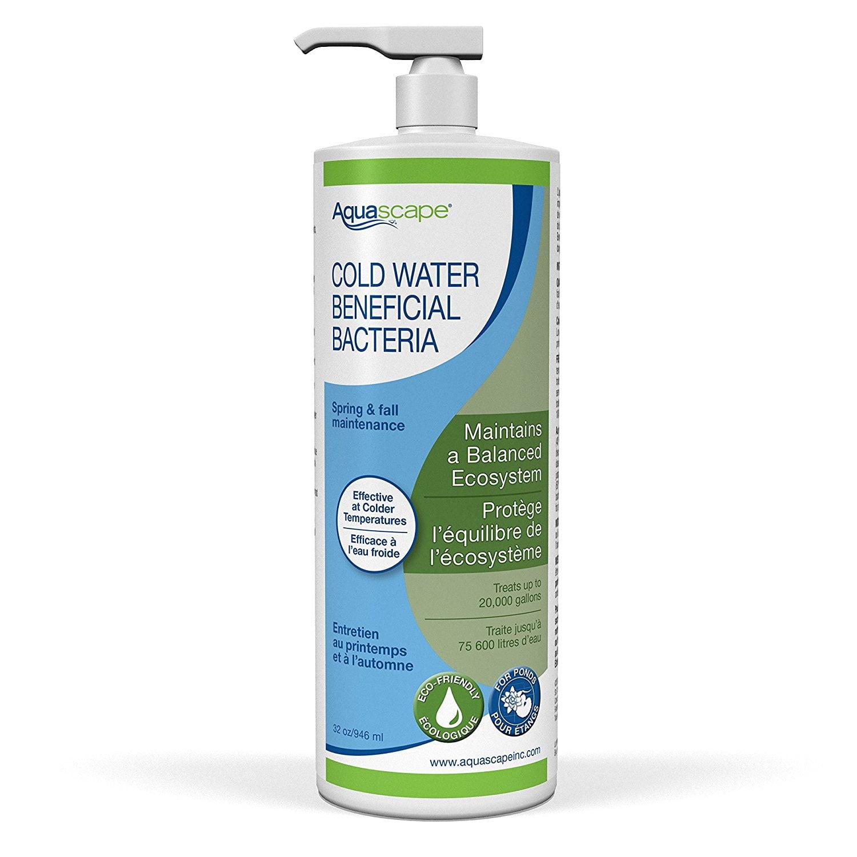 Aquascape AQSC Cold Water Bacteria, 33.8-Ounce