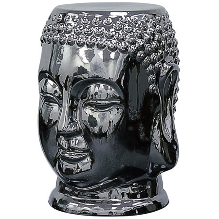New Pacific Direct Buddha Garden Stool Walmart Com