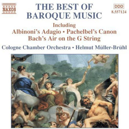 German Baroque Chamber Music - Best of Baroque Music