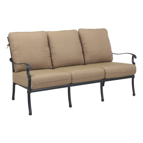 Astoria Grand Dolby 4 Piece Sofa Set with Cushions