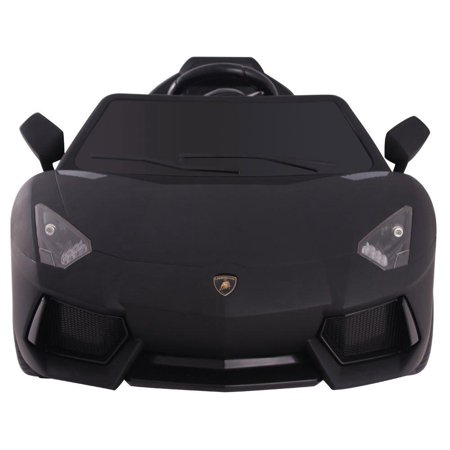 Official Sport Limited Edition Lamborghini Aventador 12v Kids Ride On Car with Remote (Lamborghini Limited Edition)