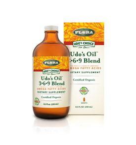 Udo's Choice Udos Oil 369 Blend Flora Inc 17 oz Liquid