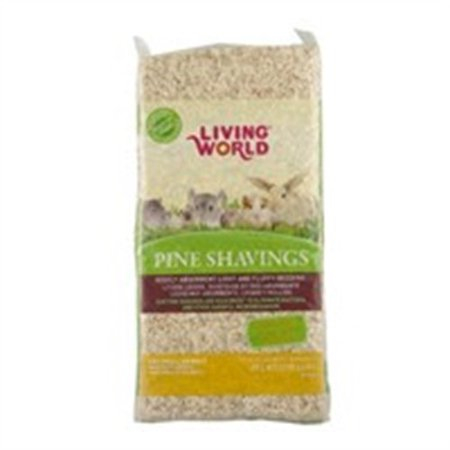Living World Pine Shavings 1200 Cu Inch