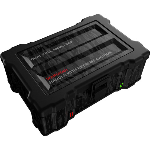 Gioteck DF-1 Ammo Box Charger (PS3)