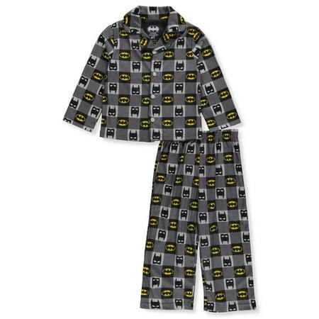Batman Boys' 2-Piece Pajamas