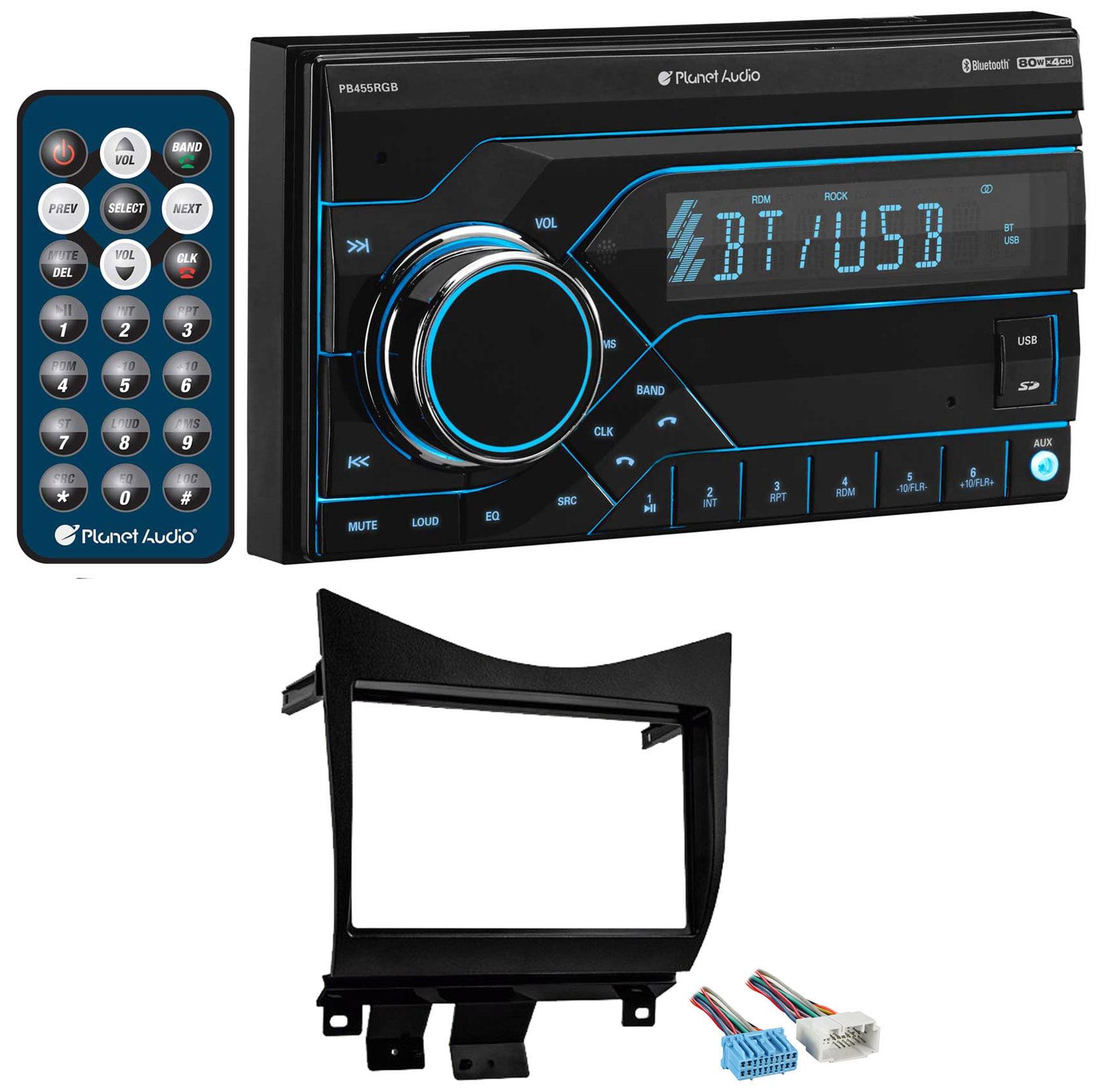 Digital Media Bluetooth Receiver w/ USB/AUX+Remote For 2003-2007 Honda Accord