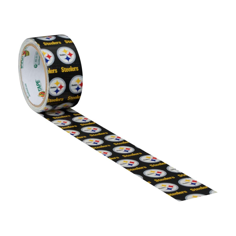 Duck Brand NFL Licensed Duct Tape, 1.88 In. X 10 Yds., Pittsburg Steelers    Walmart.com