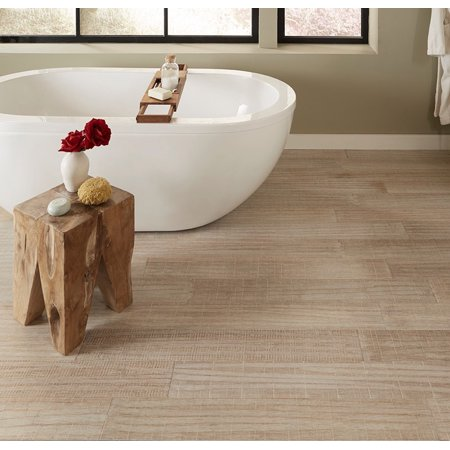 Pacific Bay 8.5 mm Thickness x 5.12 in. Width x 36.22 in. Length Water Resistant Engineered Bamboo Flooring (10.30 sq. ft. /