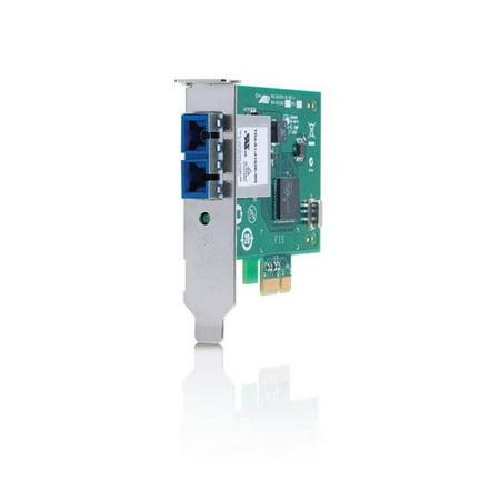 Box AT-2911SX-ST-901 32 & 64 Bit 1000Base-SX ST PCI Express Adapter (Pci Firewire Card Windows 7 64 Bit)