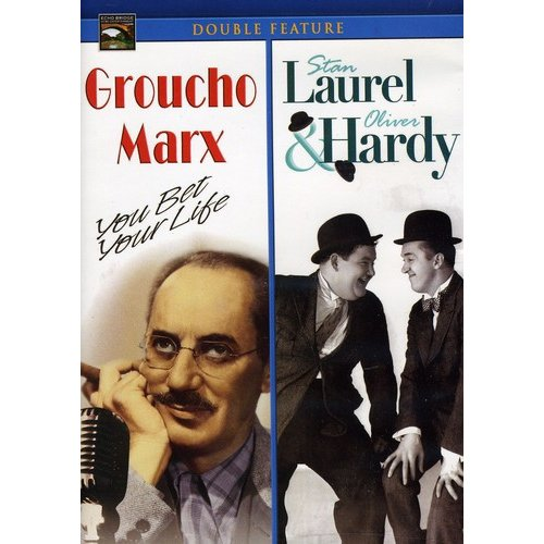 Laurel & Hardy / Groucho Marx