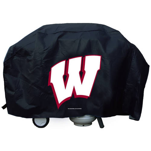 NCAA Wisconsin Sports Grill Cover