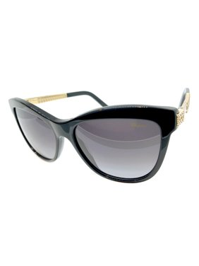 83df178a52501 Product Image CHOPARD SCH 189S SUNGLASSES COLOR 700F SHINY BLACK SIZE 55MM