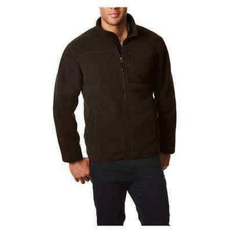 32 Degrees Heat Men's Sherpa Lined Fleece Jacket