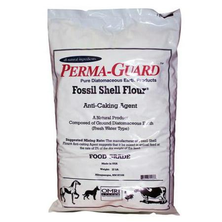 Perma Guard Diatomaceous Earth Fossil Shell Flour Food Grade 10 lb (Perma Guard Diatomaceous Earth For Human Consumption)