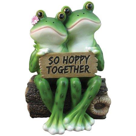 Frog Home Decor (Happy Frog Couple