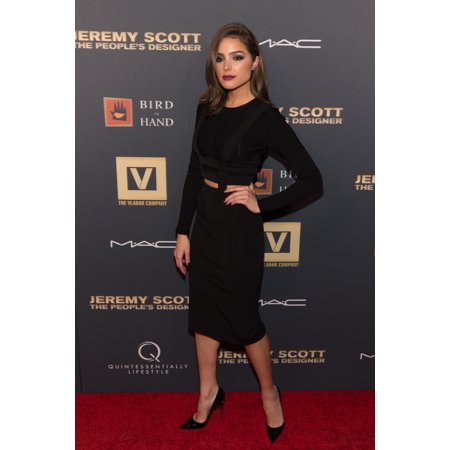 Olivia Culpo At Arrivals For Jeremy Scott The PeopleS Designer Premiere The Paris Theatre New York Ny September 15 2015 Photo By Jason SmithEverett Collection (Jeremy Designer)