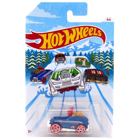 Hot Wheels 2018 Holiday Hot Rods Pedal Driver Die-Cast Car