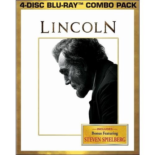 Lincoln (2-Disc Blu-ray + DVD + Digital Copy) (Widescreen)