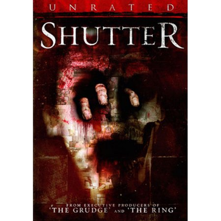 Shutter (DVD) - Seventeen Joshua Halloween