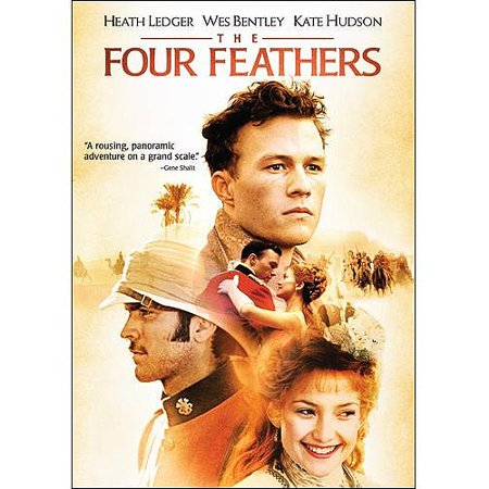 The Four Feathers (Full Frame)