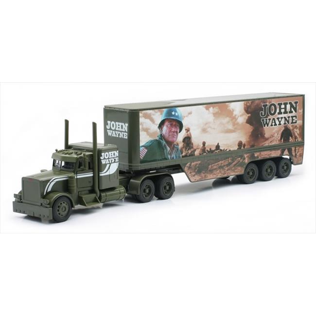 New Ray SS-10453A John Wayne Truck Military Long Hauler T...