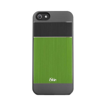 - iSkin  ARIPH5GN3 Aura iPhone 5/5S/SE Green