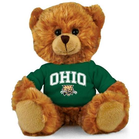 Ohio Bobcats Stuffed Bear