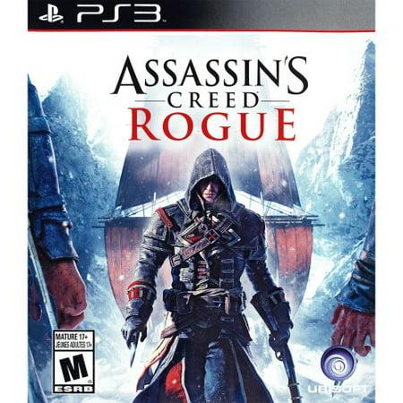 Assassin's Creed Rogue (PlayStation 3)