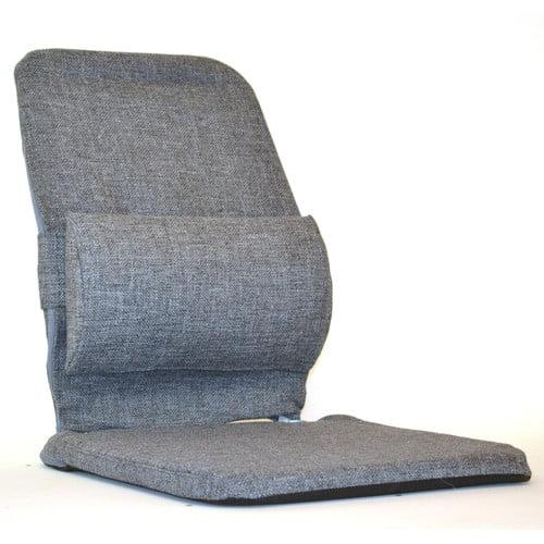 Sacro-Ease Bucket Seat Back Cushion with Adjustable Lumbar