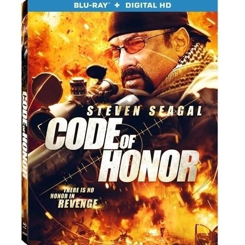 Code Of Honor (Blu-ray + Digital HD) (With INSTAWATCH)