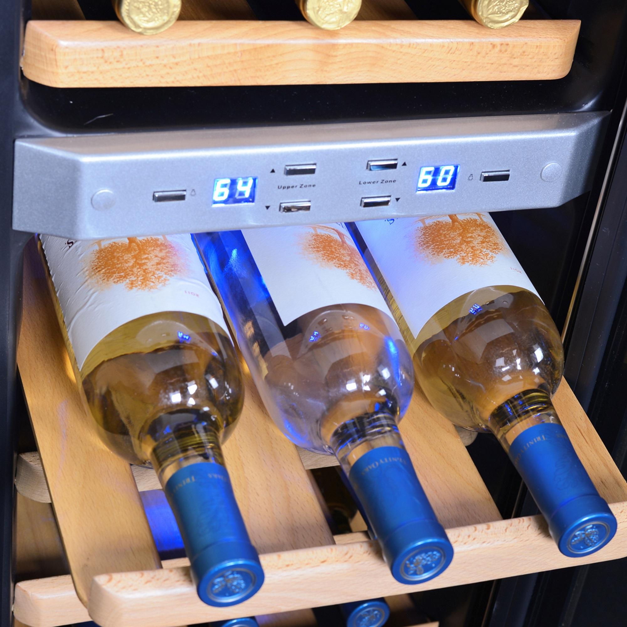 100 danby stainless steel 38 bottle wine cellar 25 best win