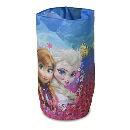 Disney Frozen Foldover Storage Bin - Frozen Basket