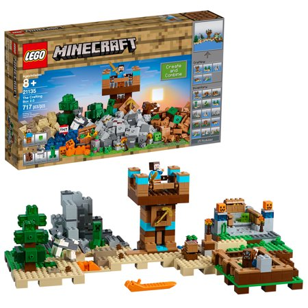 LEGO Minecraft The Crafting Box 2.0 21135 for $<!---->