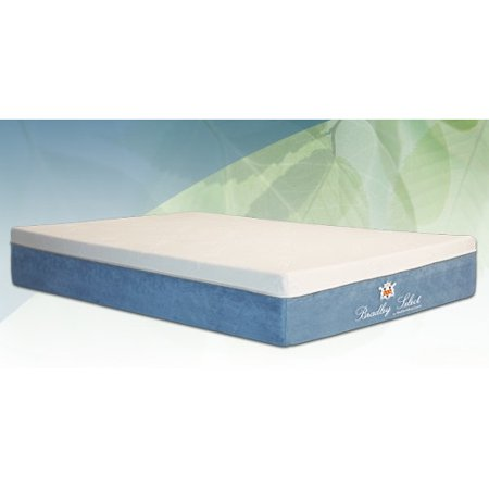 quality design 0343f e0987 Bed In A Box Tranquility GEL w/ Natural TENCEL Memory Foam Mattress KING