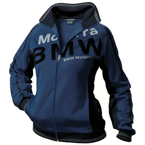 BMW Genuine Motorcycle Sport 2 sweatshirt jacket - Size- XXXL - Color- blue