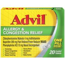 Advil Allergy & Congestion