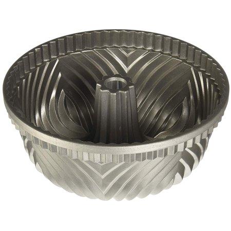 Bavaria Bundt Pan, Heavy duty cast aluminum for exceptional detail By Nordic Ware
