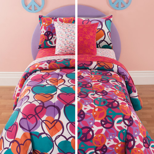 Kidz Mix Kids Leeanne Reversible Bed in a Bag