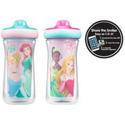 Best Sippy Cups - Disney Princess ImaginAction Insulated Hard Spout Leak Proof Review