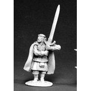 Reaper Miniatures Bran O'Mannon 02355 Dark Heaven Legends Unpainted Metal Figure