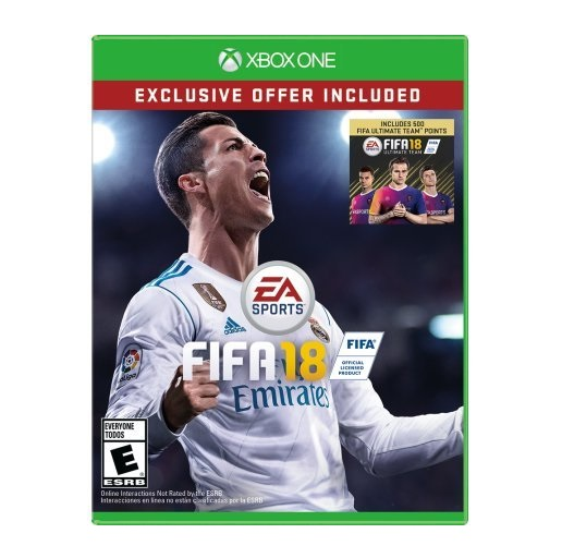 Refurbished EA Sports Fifa 18 Limited Edition (Xbox One)