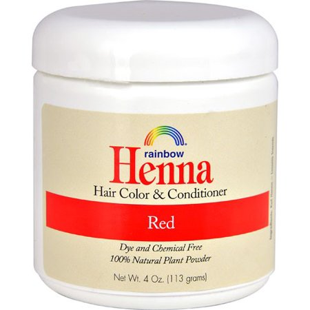 Rainbow Research Henna Hair Color and Conditioner Persian Red 4
