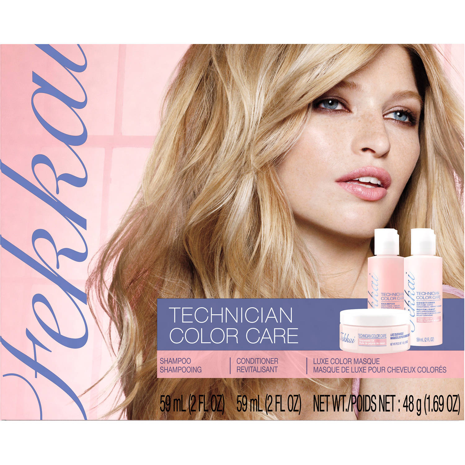 Fekkai Technician Color Care Hair Care Kit, 3 pc