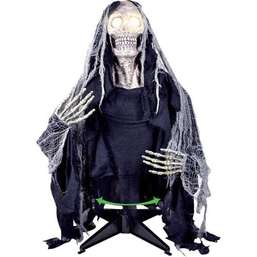 "32"" Groundbreaker Seeking Ghoul Halloween Decoration"
